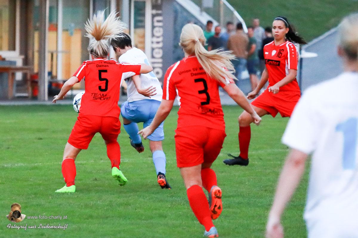 Damen -SV Wolfern 2-2 (518 von 479)